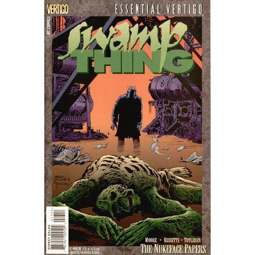 Essential Vertigo: Swamp Thing #17 (Comic Book) - DC Vertigo - Alan Moore, S. Bissette