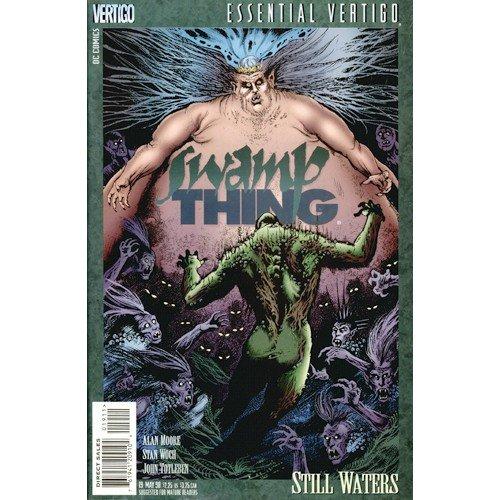 Essential Vertigo: Swamp Thing #19 (Comic Book) - DC Vertigo - Alan Moore, Stan Woch