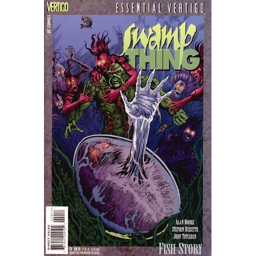 Essential Vertigo: Swamp Thing #20 (Comic Book) - DC Vertigo - Alan Moore, S. Bissette