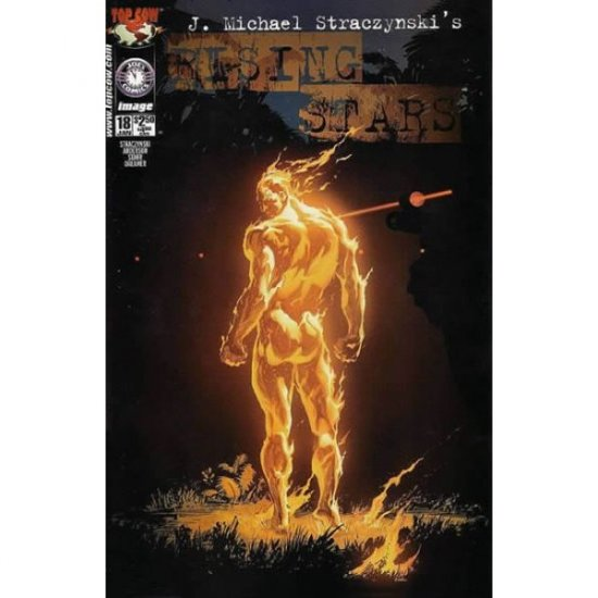 Rising Stars #18 (Comic Book) - Top Cow