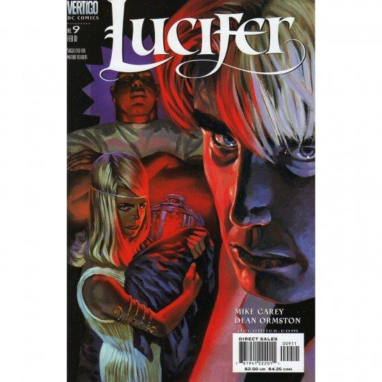 Lucifer #9 (Comic Book)