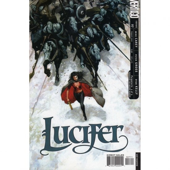 Lucifer #27 (Comic Book) - DC Vertigo - Mike Carey, Peter Gross