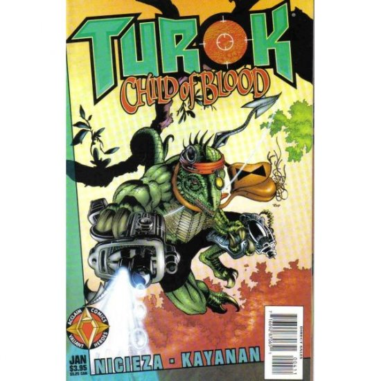Turok: Child of Blood (Comic Book) - Acclaim Comics