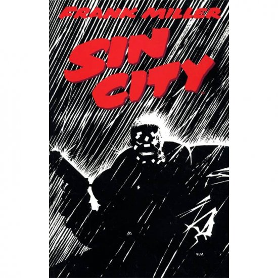 Sin City Trade Paperback (Comic Book) - Dark Horse Comics - Frank Miller