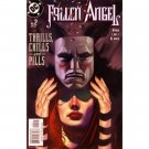 Fallen Angel, Vol. 1 #2 (Comic Book) - DC Comics - Peter David, David Lopez & Fernando Blanco