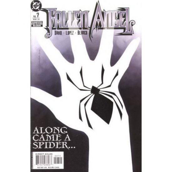 Fallen Angel, Vol. 1 #7 (Comic Book) - DC Comics - Peter David, David Lopez & Fernando Blanco