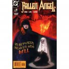 Fallen Angel, Vol. 1 #10 (Comic Book) - DC Comics - Peter David, David Lopez & Fernando Blanco