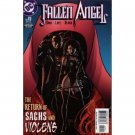 Fallen Angel, Vol. 1 #19 (Comic Book) - DC Comics - Peter David, David Lopez & Fernando Blanco