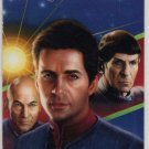 Star Trek New Frontier Promo Card #0 (Waldenbooks) Trading Card