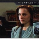 X-Files Showcase Promo P1 (Topps) Trading Card