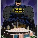 Batman: Saga of the Dark Night (Rare) featuring Batman over The Georgia Dome (SkyBox)