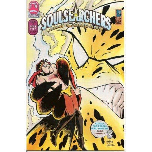 Soulsearchers and Company #51 (Comic Book) - Claypool Comics