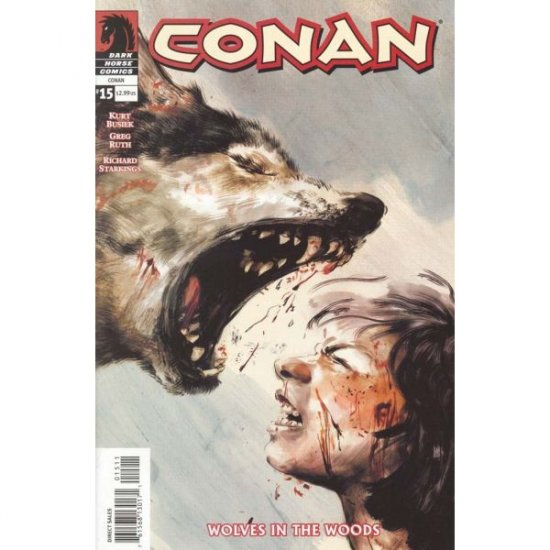 Conan #15 (Comic Book) - Dark Horse Comics - Kurt Busiek & Greg Ruth