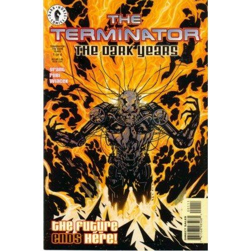 The Terminator: The Dark Years #1 (Comic Book) - Dark Horse Comics - Grant, Rubi & Wiacek