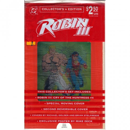 Robin III: Cry of the Huntress #4 (Comic Book) - DC Comics - Chuck Dixon, Tom Lyle & Bob Smith