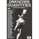 Unknown Quantities (Comic Book) - Funny Valentine Press - Gaiman, Moore, Veitch, Stephens