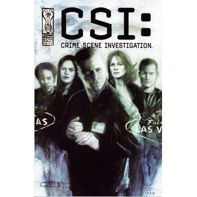 CSI: Serial #1 (Comic Book) - IDW Publishing