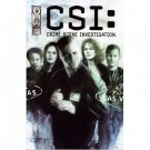CSI: Serial #1 (Comic Book) - IDW Publishing
