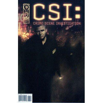 CSI: Serial #4 (Comic Book) - IDW Publishing