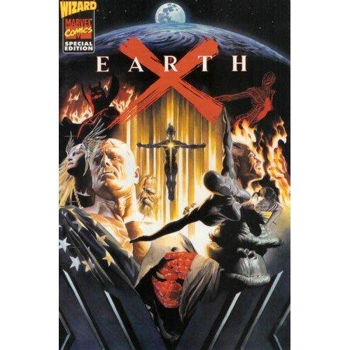 Earth X (Comic Book) - Marvel Comics - Jim Krueger & Alex Ross