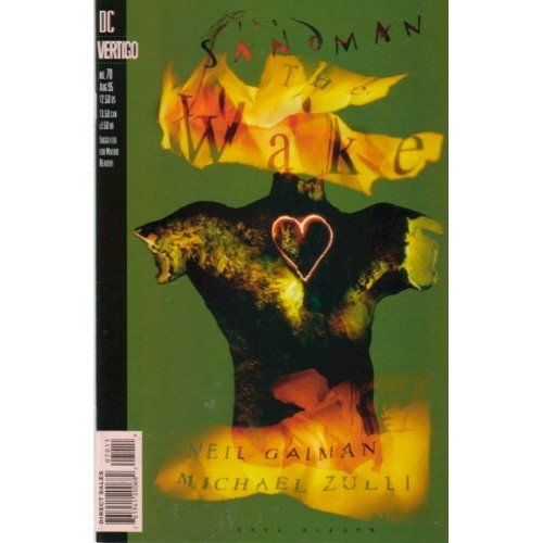 The Sandman, Vol. 2 #70 (Comic Book) - DC Vertigo - Neil Gaiman & Michael Zulli