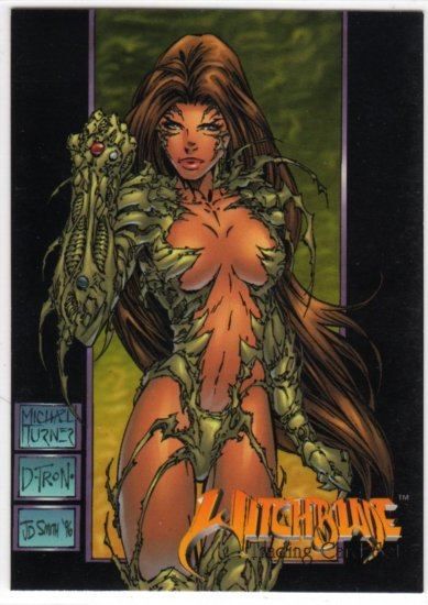 Witchblade Trading Cards Promo (Top Cow)