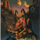 Boris Series 4 Magnificent Myths Promo Card (Comic Images) - Boris Vallejo - Trading Cards