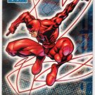 Marvel Legends Promo Card P3 Trading Card (Topps)- featuring Daredevil