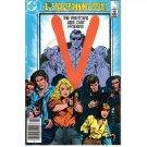 V #1 - City On The Edge (Comic Book) - DC Comics - Cary Bates, Carmine Infantino, Eduardo Barreto