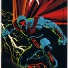 Comics Greatest World Promo Card (Topps, Dark Horse) - featuring X (Arcadia)