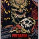 Predator Versus Magnus Robot Fighter #1 Trading Card (Wizard) art by Lee Weeks
