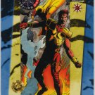 Valiant Era 2 PA3 Promotional Art Chase Card (Upper Deck) - Magnus Robot Fighter