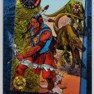 Valiant Era 2 PA9 Promotional Art Chase Card (Upper Deck) - Turok, Dinosaur Hunter