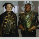 Babylon 5 Series One Prismatic Foil 5 of 8 Chase Card (Fleer Ultra) - Londo Mollari & G'Kar