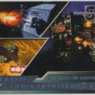 Complete Babylon 5 Chase Card CC3 (Rittenhouse Archives) - Classic Confrontations