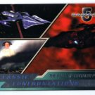 Complete Babylon 5 Chase Card CC8 (Rittenhouse Archives) - Classic Confrontations