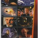 "Complete Babylon 5 Movies Chase Card M3 (Rittenhouse Archives) - Movie Triptych ""In The Beginning"""