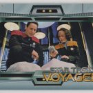 Star Trek Voyager Season 1 Series 2 Preview Card P1 (SkyBox)