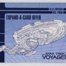 Star Trek Voyager Expand-A-Card X1 (SkyBox)