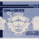 Star Trek Voyager Expand-A-Card X2 (SkyBox)