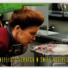 Star Trek Voyager Chase Card R2 (SkyBox) - Neelix's Scratch & Sniff Recipes