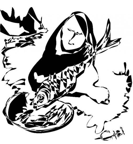 Fisherwoman :-)