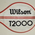 Cover only for Wilson T2000 Stainless Steel Tennis Racquet (melle74)