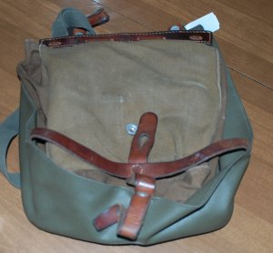 Swiss Army Bread Bag
