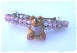 Teddy Bear Barrette