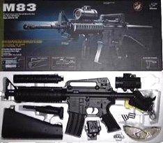 M83 Electric Assault Rifle