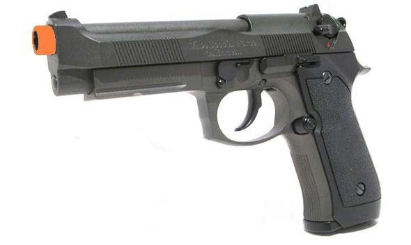 Full Auto, Select Fire Beretta 92 Style