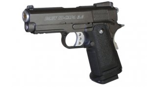 Full Metal - Semi Auto Blowback 1911 Commander
