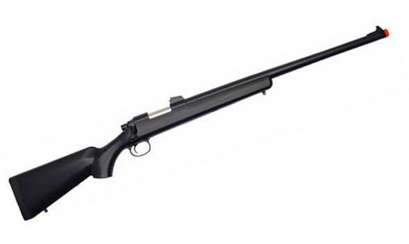 Bolt Action Gas Target Rifle