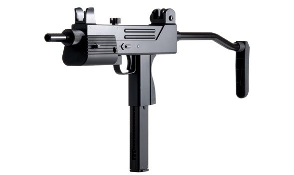 Full Auto Mac 11 - Metal W/ Case
